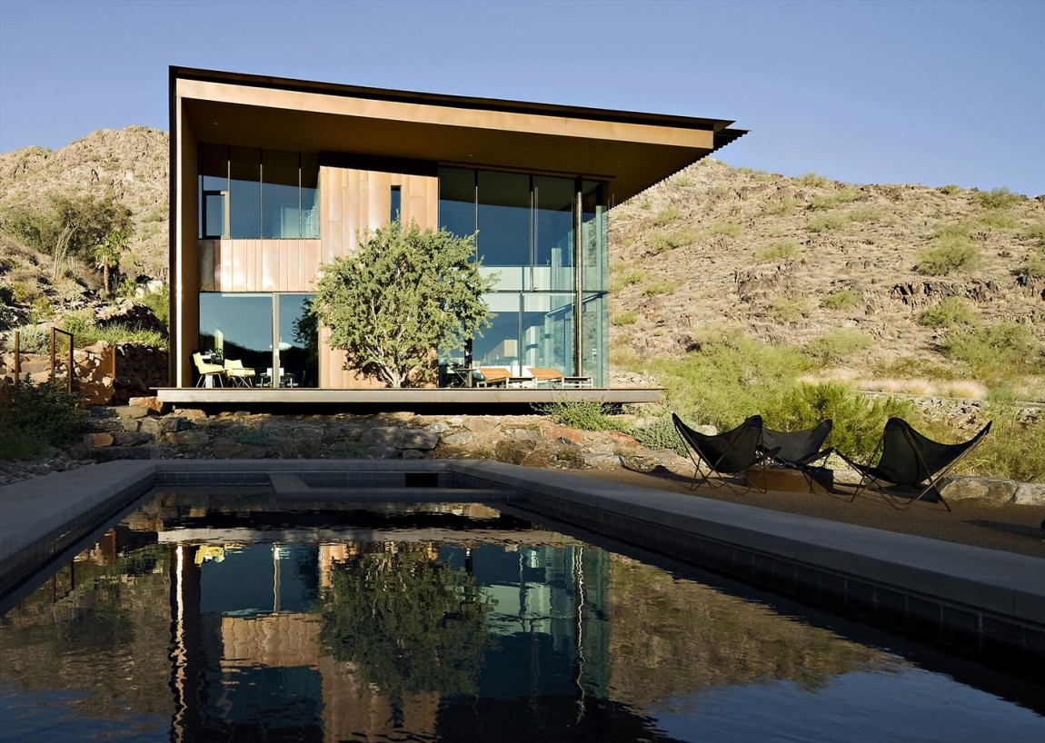 Fachadas de casas de dos plantas online