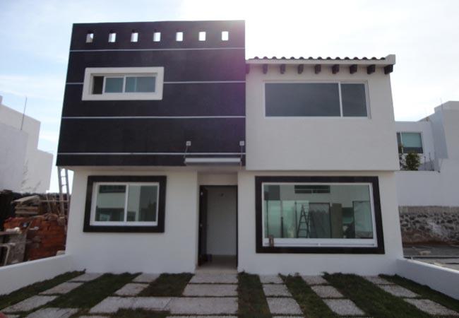 Fachadas de casas de dos plantas for Planos y fachadas de casas pequenas de dos plantas
