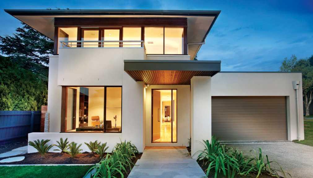 Fachadas de casas modernas gratis