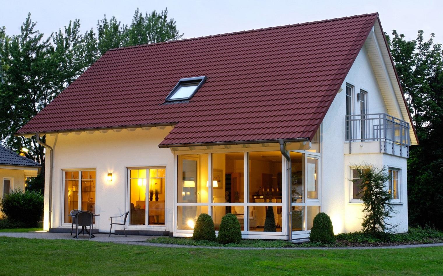 Fachadas de casas sencillas gratis