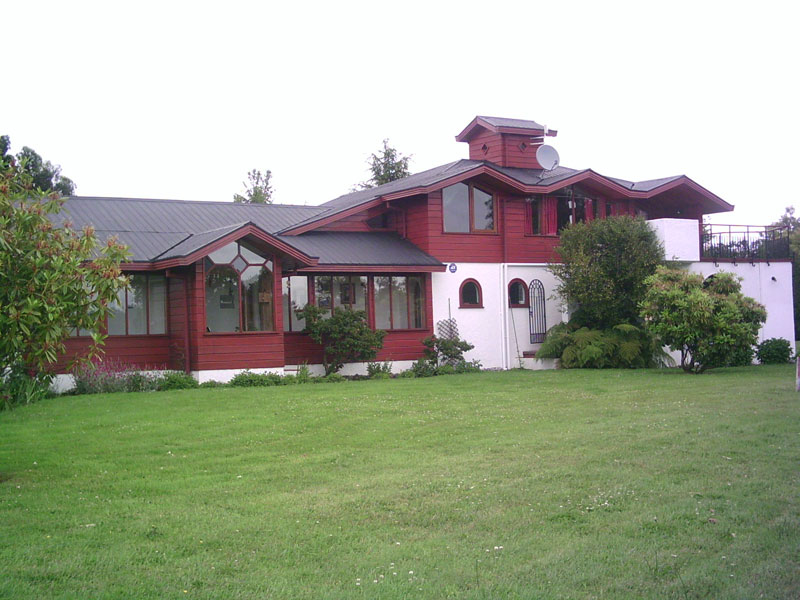 Fachadas de viviendas for Fachadas de viviendas