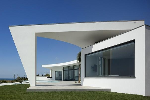 Fachadas minimalistas for Edificios minimalistas