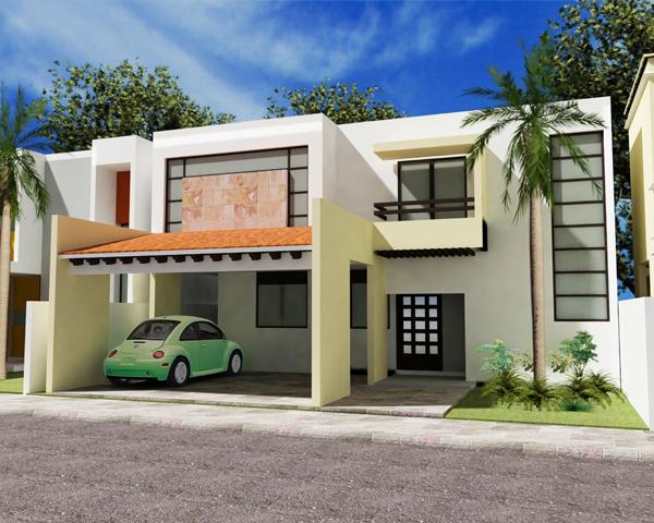 Fachadas para casas tradicionales