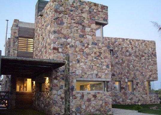 Fachadas piedra