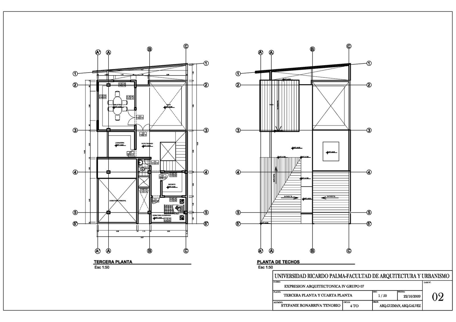 Planos de arquitectura for Representacion arquitectonica en planos