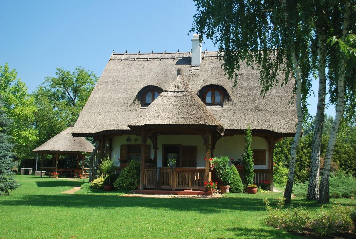 Fachadas de casas de campo - Casas de campo por dentro ...