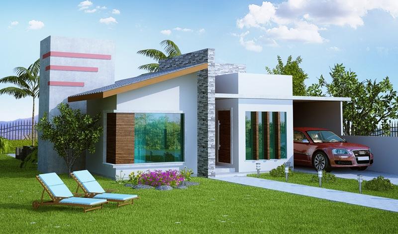 Mejores Fachadas de casas bonitas