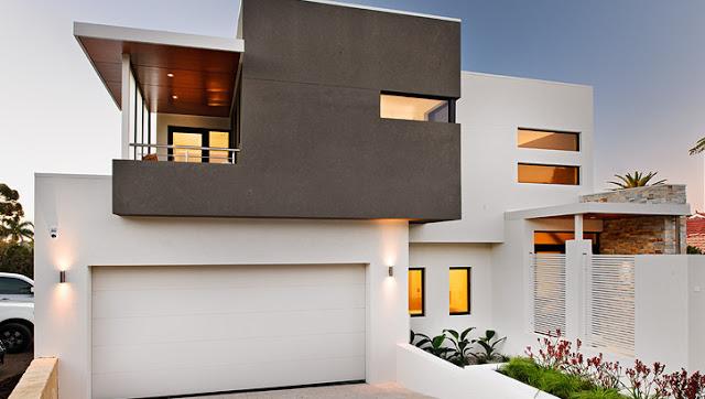 Mejores Fachadas de casas minimalistas