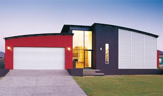 Mejores Fachadas de casas modernas