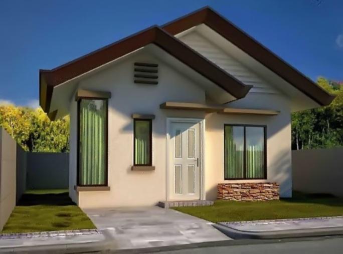 Mejores Fachadas de casas pequeñas