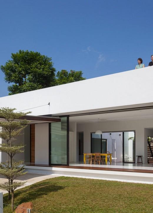 Modelos de casas modernas - Banos de casas modernas ...