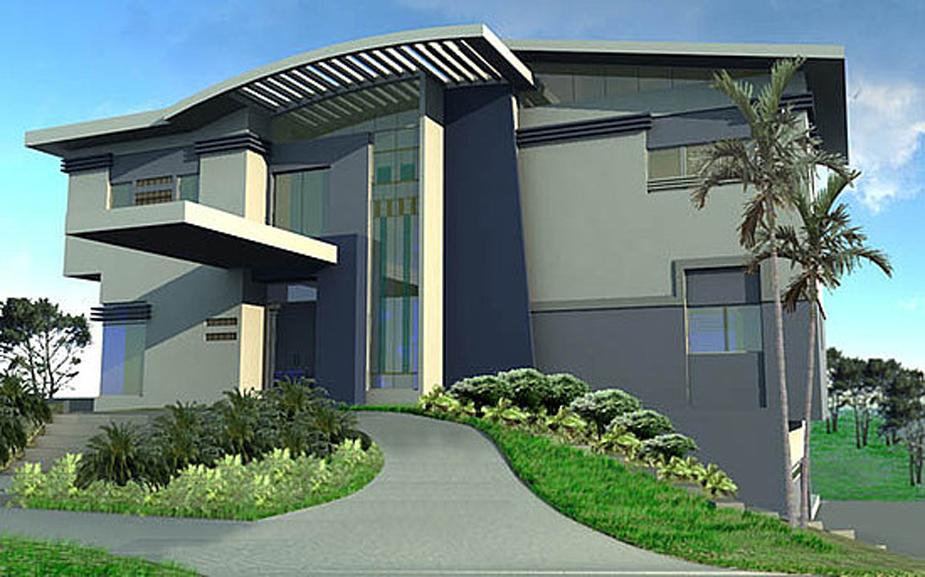Modelos casas modernas
