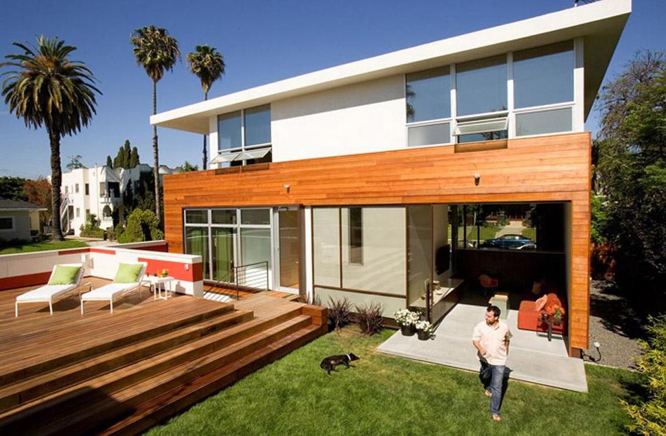 Modelos de casas modernas ejemplos