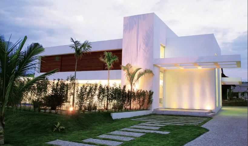 Modelos de casas modernas for Modelos de casas fachadas fotos