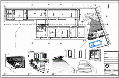 Planos de arquitectura for Programas para disenar planos arquitectonicos