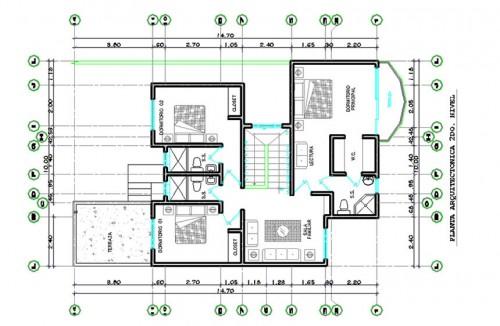 Planos de construcci n for Planos para construccion de casas