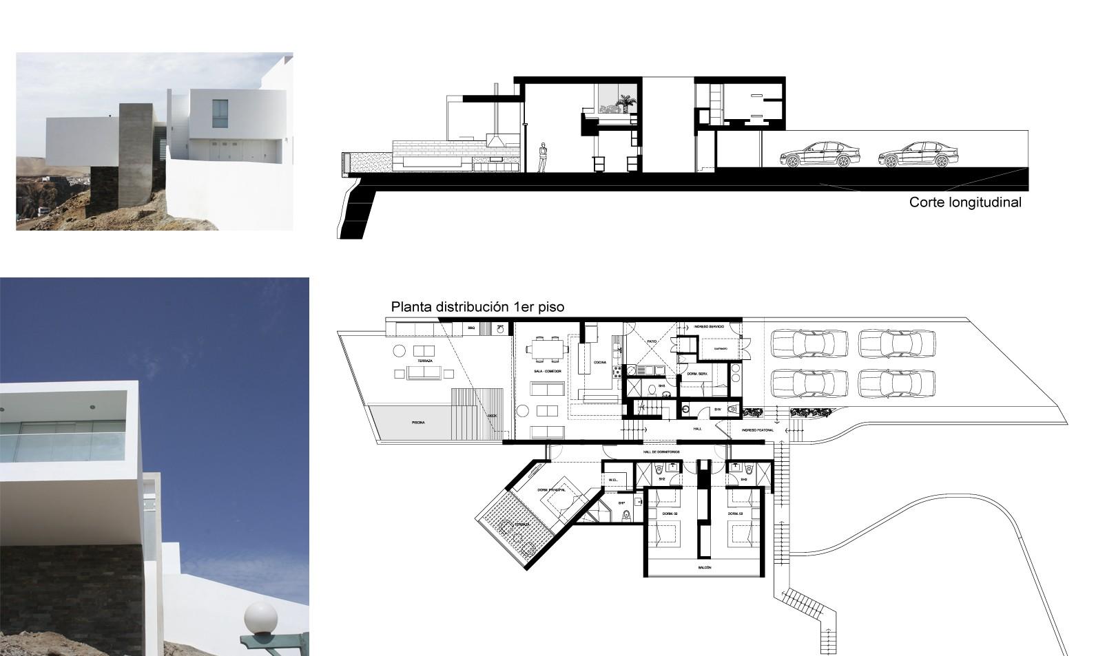 Planos de casas arquitecto