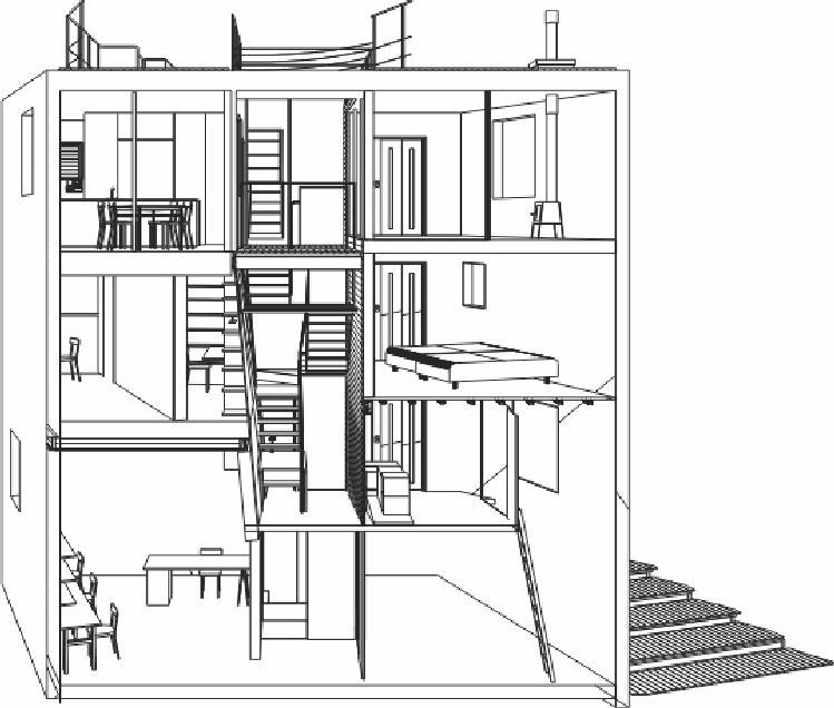 Planos de casas dos plantas