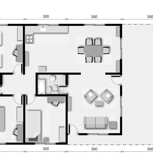 Planos de casas gratis for Planos arquitectonicos de casas