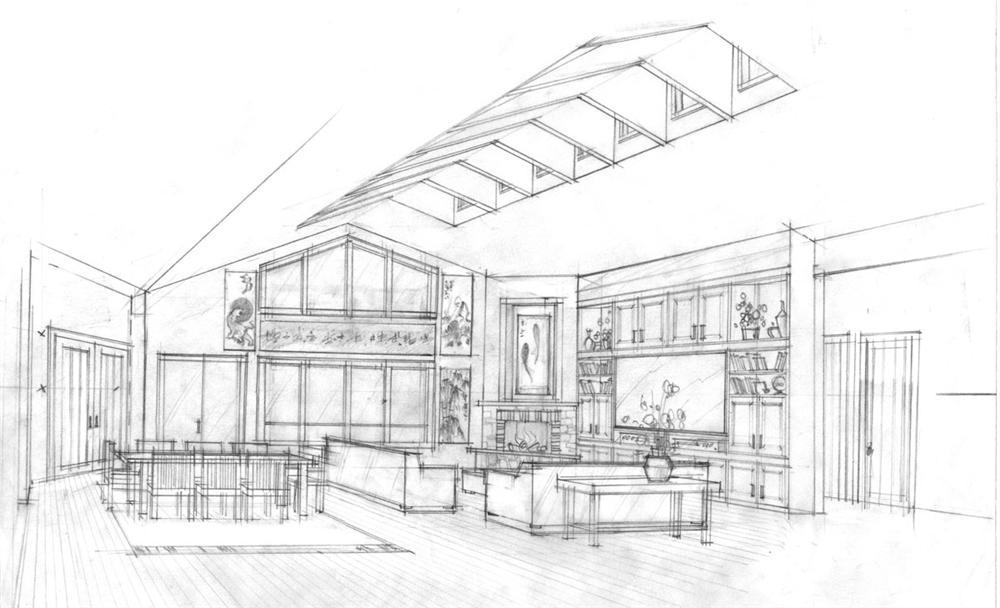 Planos de casas modernas for Planos de viviendas modernas