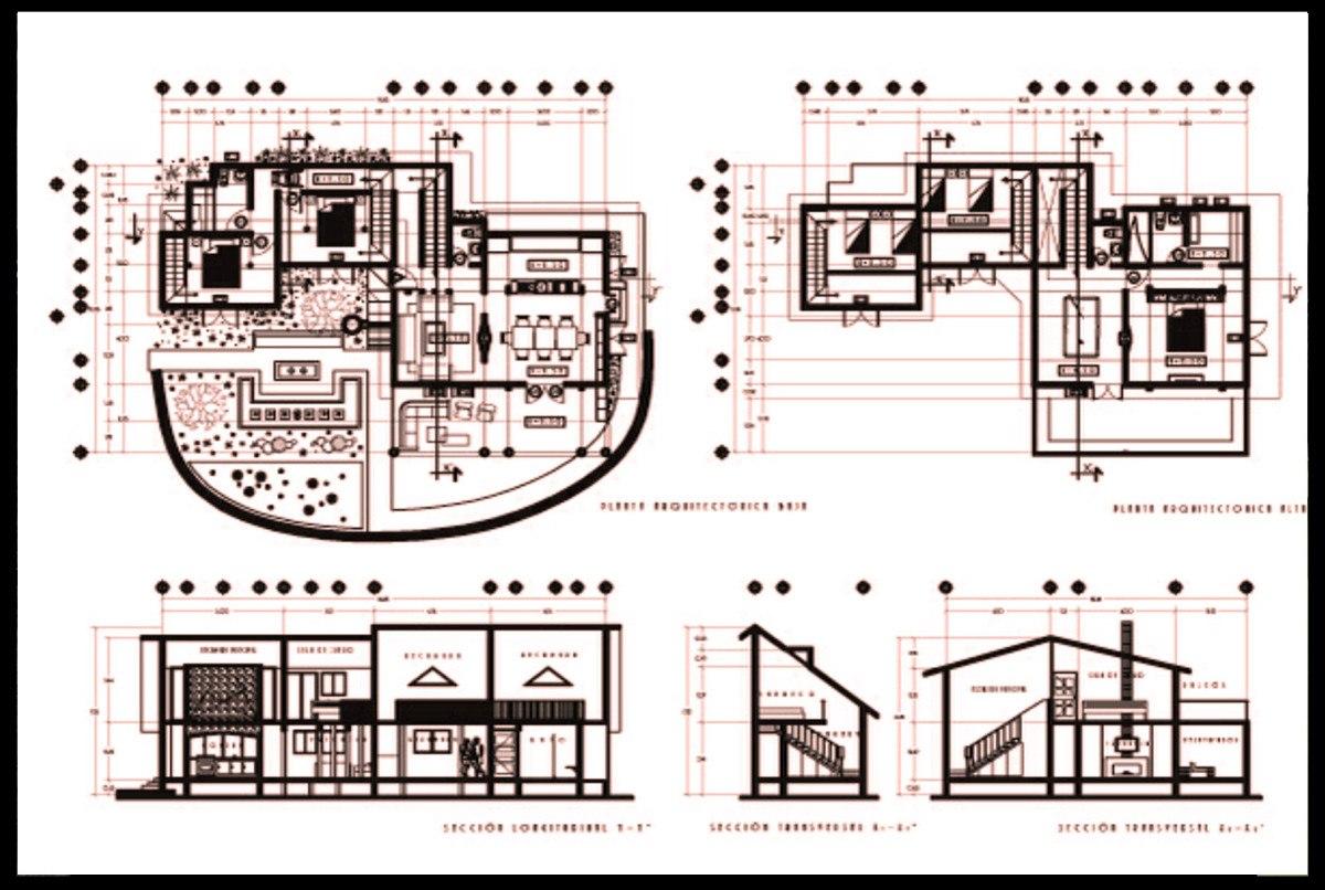 Como hacer planos arquitectonicos related keywords como for Planos arquitectonicos de casas