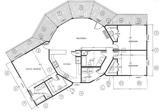 planos de casas innovadoras