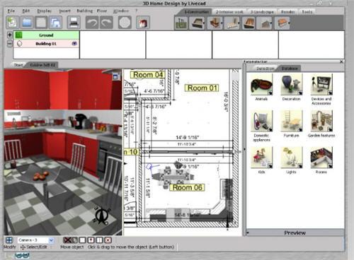Programa para hacer planos de casas planos arquitectonicos for Programas para disenar cocinas en 3d