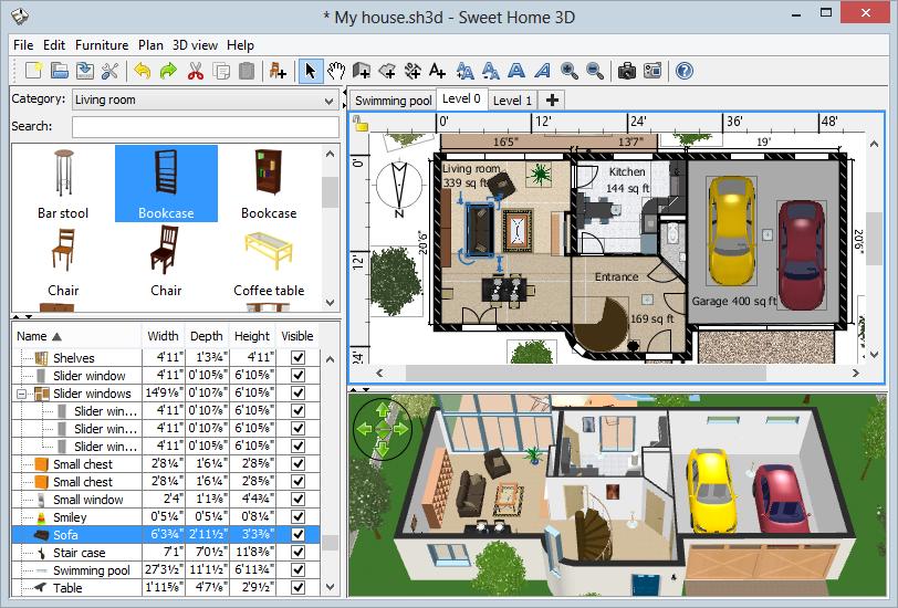 Programa para hacer planos for Programa para hacer planos arquitectonicos