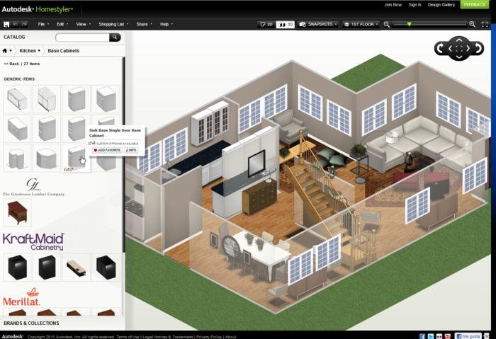 Programa para hacer planos de casas - Programas para disenar casas gratis ...