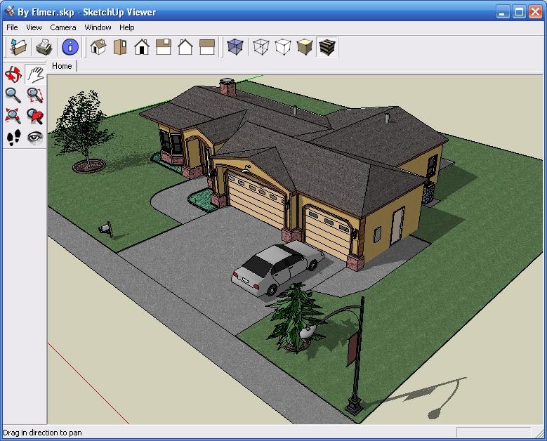 Programa para hacer planos for Programas para crear planos arquitectonicos