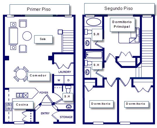 Ver Planos de casas de campo