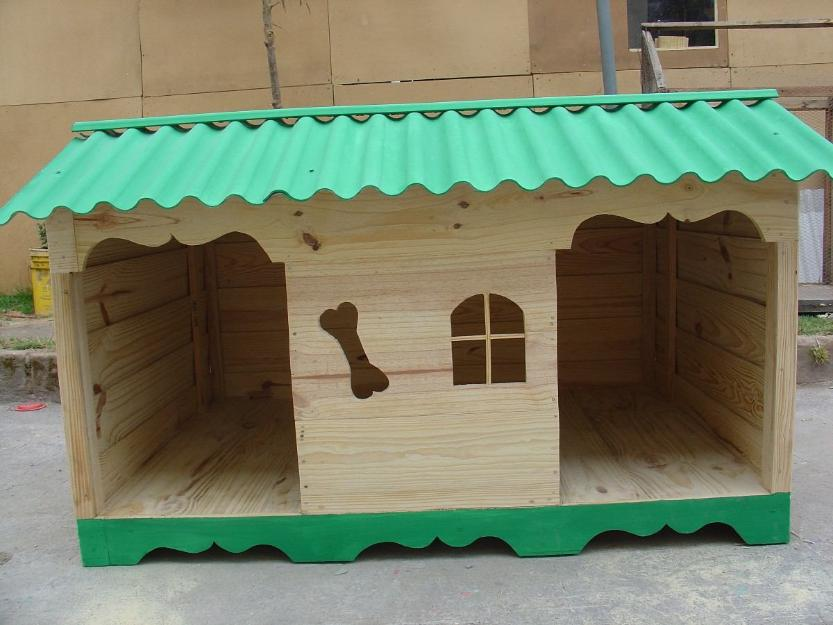 Casas para perros - Como hacer una casa para perro grande ...