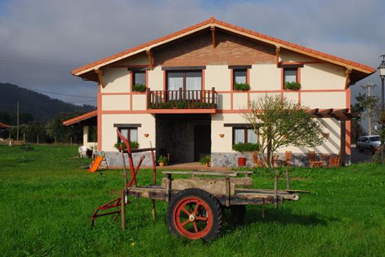 ejemplo Casas rurales con encanto