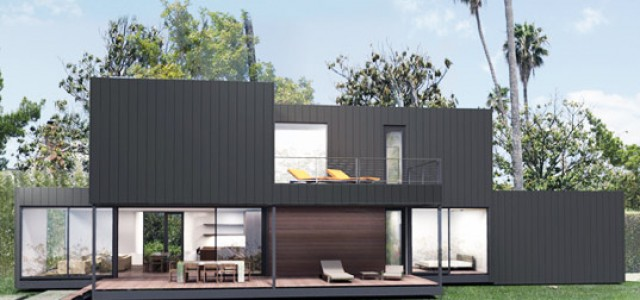 Casas prefabricadas modernas for Casas prefabricadas modernas