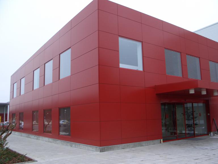 Fachadas - Materiales de construccion para fachadas ...